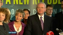 Six One News: McGuinness vows to uphold State institutions