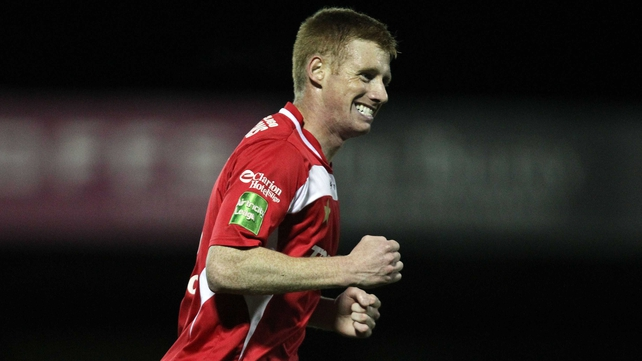Eoin Doyle - Was on target 25 times for Sligo Rovers last season