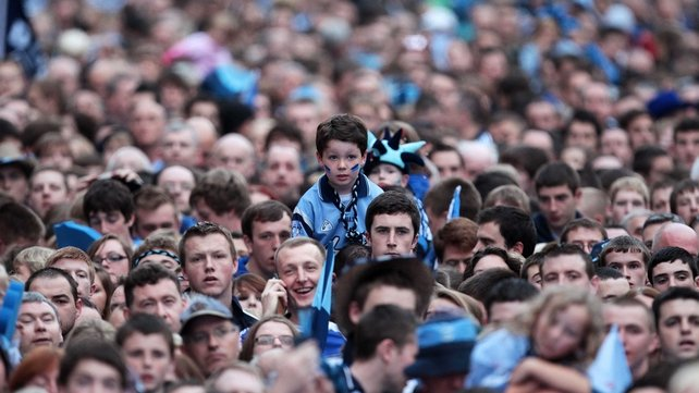 Thousands of fans turned up to show their appreciation