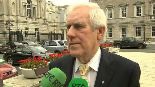 Labhrás Ó Murchú had sought Fianna Fáil support to run as an Independent