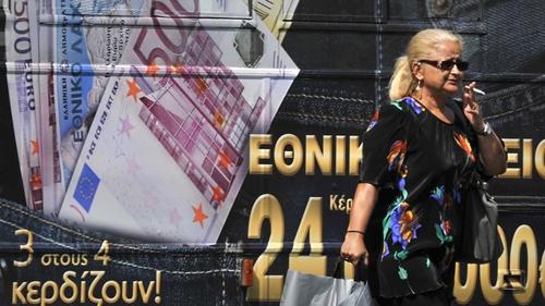 Greek economy shrank by 2.6% flash estimate shows