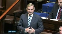 One News: Enda Kenny: Inappropriate to comment on potential job losses
