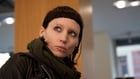 Rooney Mara in the US adaptation of The Girl with the Dragon Tattoo - the first book in The Millennium Trilogy