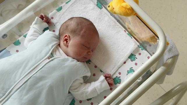 Over 74,000 babies were born in Ireland last year