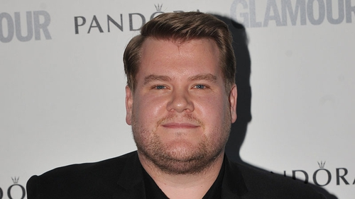 New film role for Corden