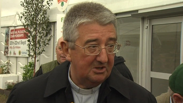 Archbishop Diarmuid Martin said the 'Vatileaks' affair showed something rotten had gotten into the Church
