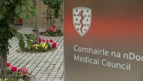 High Court orders were sought by the Medical Council after the patient complained to gardaí