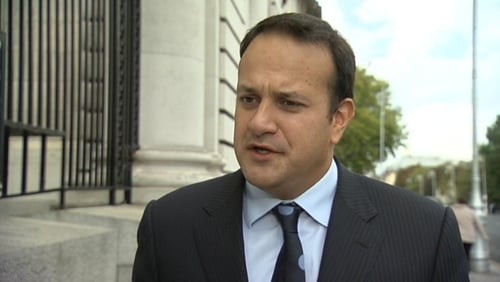 Minister for Transport, Tourism and Sport Leo Varadkar could play a key role in any bid