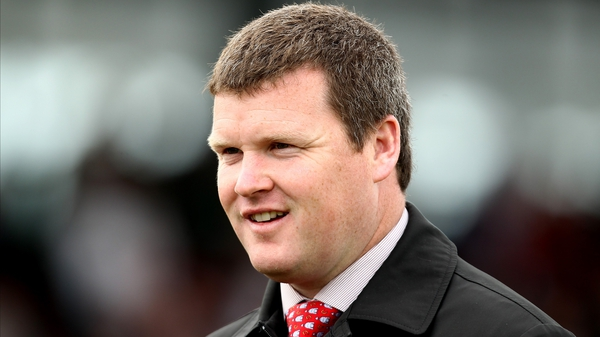 Gordon Elliott is happy with the progress of Don Cossack
