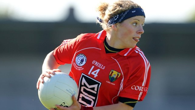 Cork's Valerie Mulcahy is among the full-forward nominees