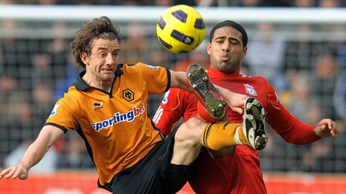 Stephen Hunt played under Mick McCarthy at Wolves