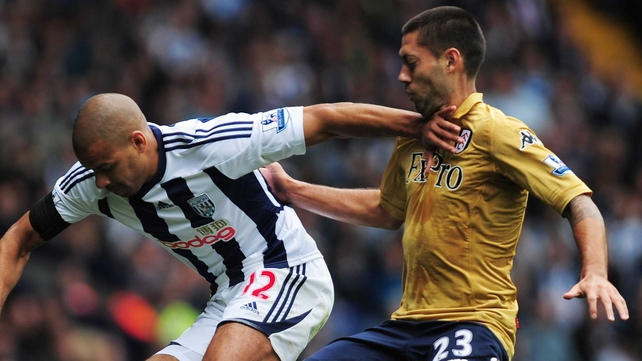 Steven Reid played on for 45 minutes with a fractured leg against Arsenal
