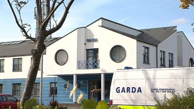 A man is being held at Tallaght Garda Station in connection with the incident