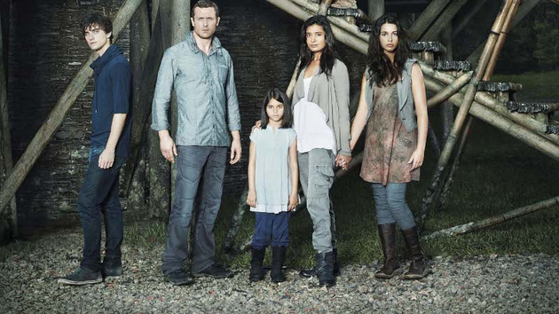 The Shannon Family are the main focus of the show