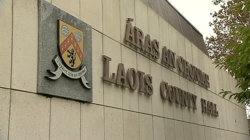 Laois County Council says refurbishment works will now get under way at the site