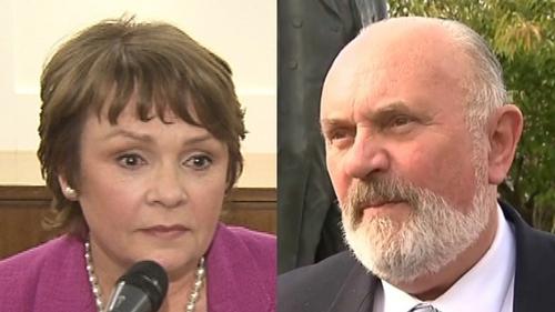 Dana Rosemary Scallon and David Norris seeking the backing of four councils each