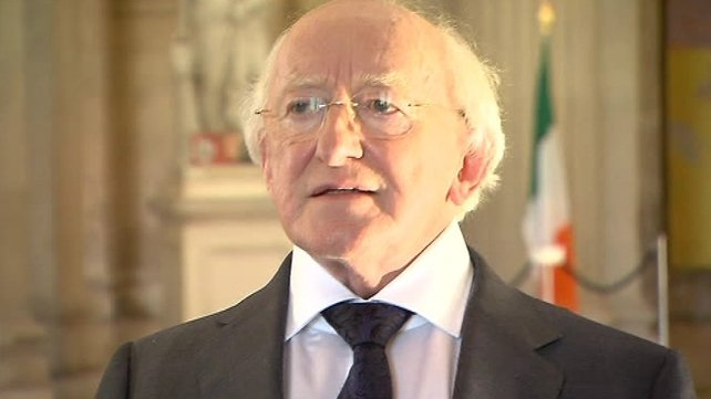 Latest Irish Times poll shows Michael D Higgins at 23%