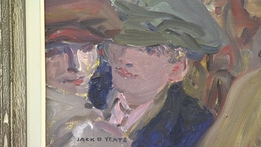 Jack B. Yeats and Paul Henry collection on display in Limerick | RTÉ News