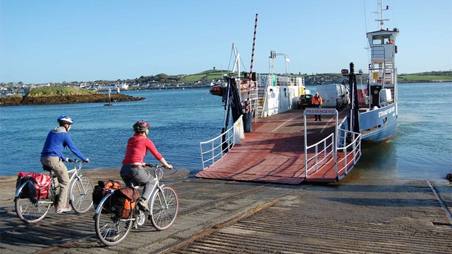 Strangford/Portaferry Ferry