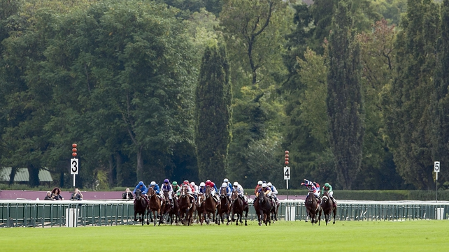 The Arc trials are expected to take place on quick ground at Longchamp on Sunday afternoon