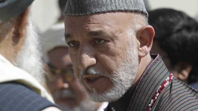 Hamid Karzai says US special forces must leave over allegations