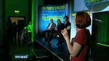 Nine News: McGuinness launches campaign in Dublin