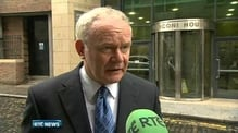 One News: McGuinness accuses Fine Gael of 'black propaganda'