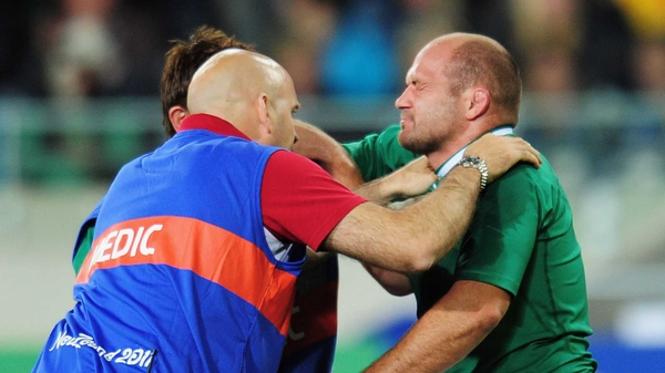 Rory Best - Fit to start Ireland's first quarter-final in eight years, Saturday 6.00am