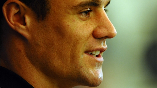 "Dan Carter: ""It's really frustrating. The pure randomness of the injury and for it to come out of the blue"""