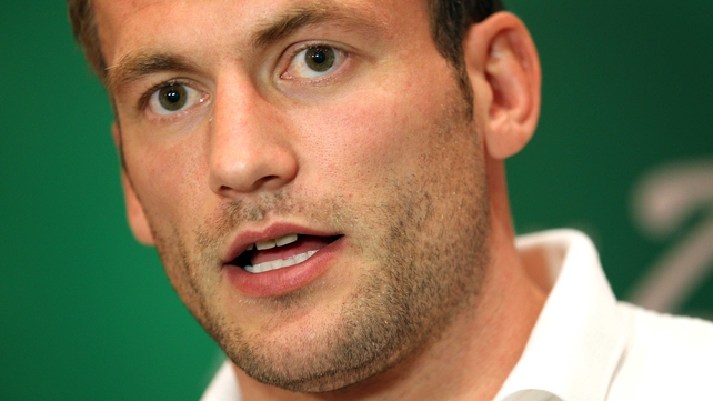 "Mark Cueto - ""Things have happened. We have learned from them. We have had to learn from them and we have improved our discipline off the field"""