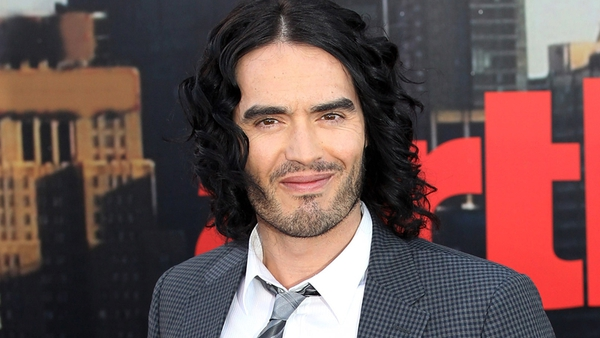 Russell Brand: starring and producing new movie