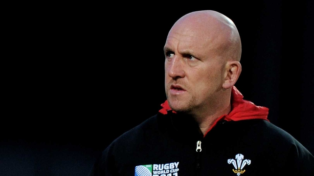 Shaun Edwards insists that Wales face a huge job against Ireland's attack