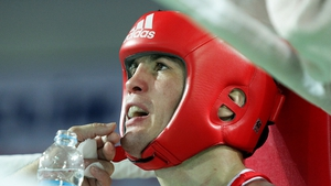 Darren O'Neill completes Ireland's lineup. O'Neill is a silver medallist from the 2010 European Championships in the 75kg middleweight division