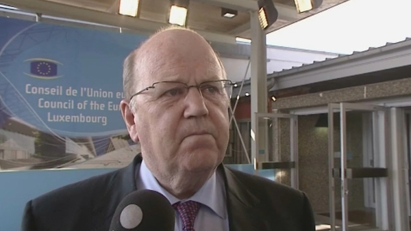 Minister for Finance Michael Noonan has said he is very pleased with the latest statistics from the Central Bank