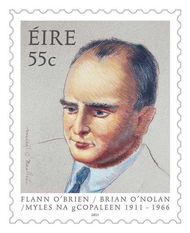 Flann O'Brien - one of the great irish gifts to literature