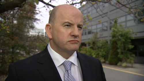 Seán Gallagher formally resigned from FF National Executive in January