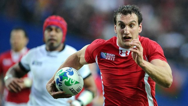 Sam Warburton will miss the trip to France due to a shoulder injury