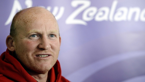 Neil Jenkins is the assistant coach for the British and Irish Lions