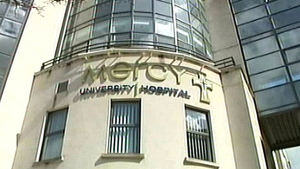 Visiting is restricted at Mercy University Hospital