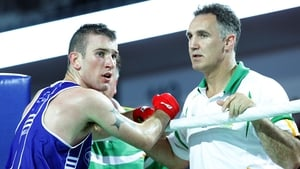 John Joe Nevin will compete at his second Olympics in the 56kg bantamweight division. Last time out in Beijing he was defeated in the last 16