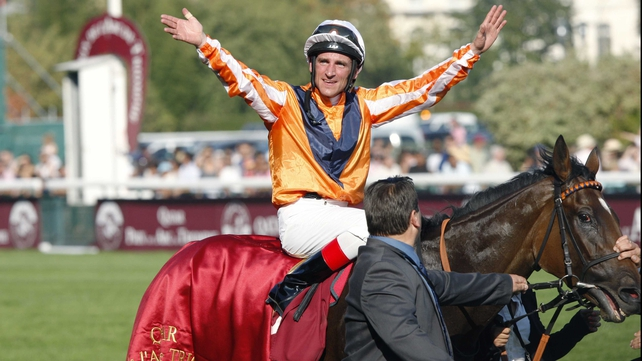 Peter Schiergen and Andrasch Starke had previously teamed up to win the Grosser Dallmayr-Preis with Soldier Hollow
