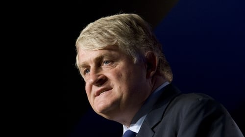 Denis O'Brien is seeking exemplary and aggravated damages