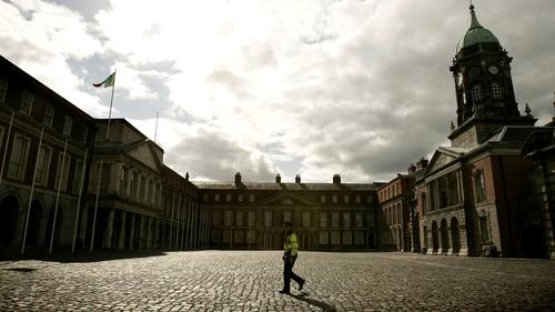 Delegates at Dublin Castle are focusing on job creation