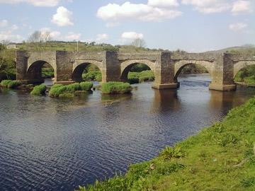 Abhainn: Clady Bridge