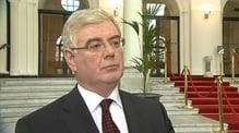 RTÉ.ie Extra Video: Tánaiste Eamon Gilmore talks to RTÉ's David Murphy