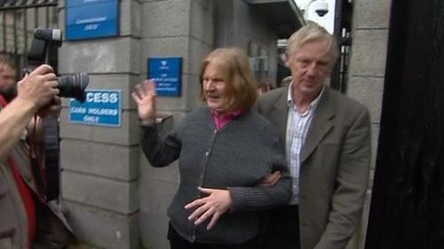 Teresa Treacy spent 24 days in prison