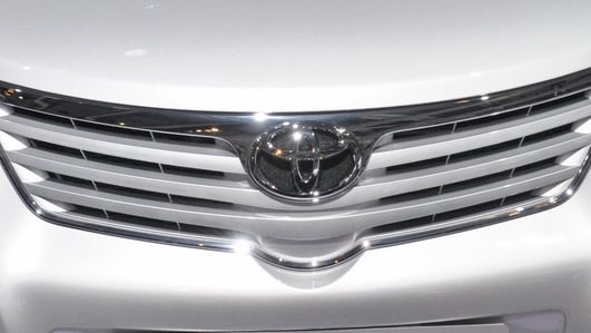 Toyota To Cease Production Of Diesel Cars