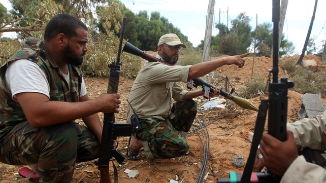 Militias have been facing growing criticism from rights groups