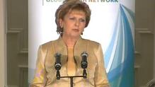 RTÉ.ie Extra Video: President Mary McAleese's speech at the Royal Hospital Kilmainham