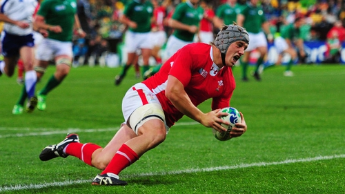 Jonathan Davies has recovered from a groin injury in time to face the All Blacks
